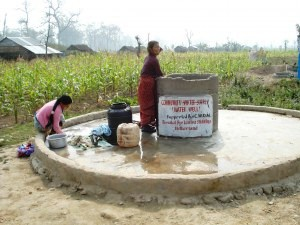 Nepal waterput