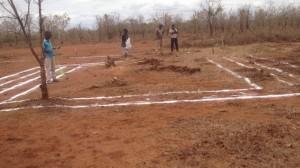 Bouw kleuterschool Tanzania 2