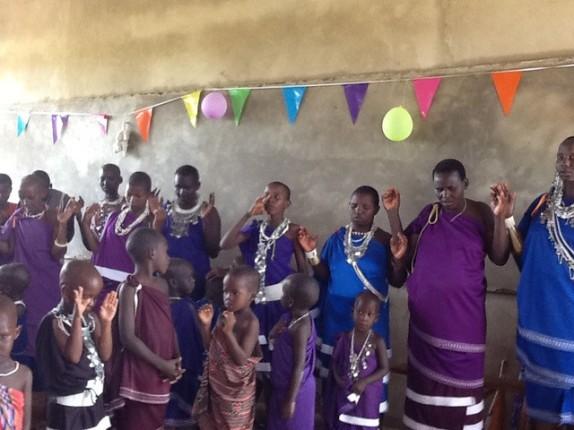 St. Mzee Kambee kleuterschooltje 3